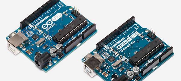 Placas Arduino.