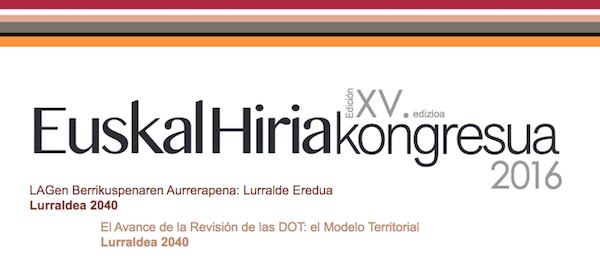 Cartel del congreso Euskal Hiria