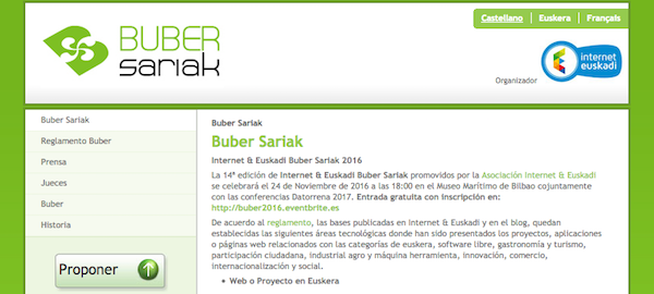 Portal Buber Sariak.