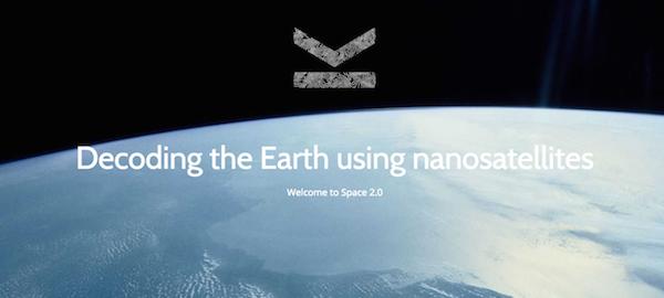 Portal de la startup Karten Space.