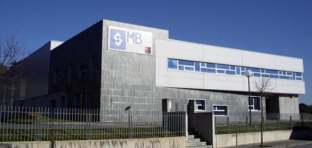 fábrica de MB Sistems