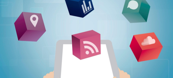 Portada del Informe Anual del sector TIC y de Contenidos 2016 de ONTSI