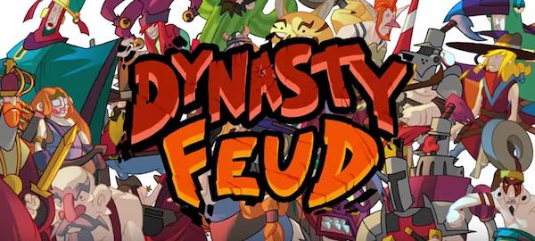 Logo del videojuego Dynasty Freud