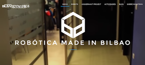 Portal de Bilbao Dynamics