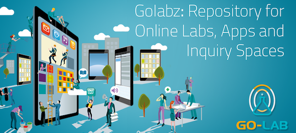 Portal del proyecto Go-Lab.