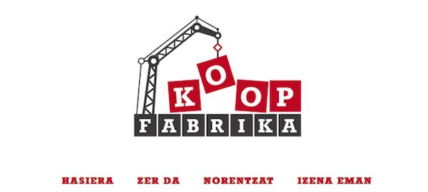 portal del proyecto KoopFabrika