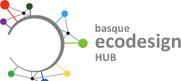 Logotipo de Basque Ecodesign Hub.