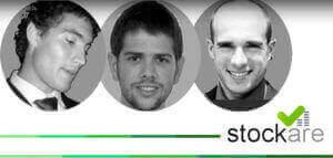Aitor Gil, Jon Clemente y Lander Unanue, 'Stockare'