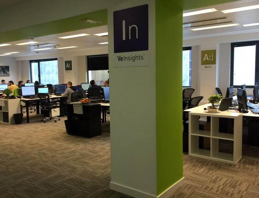 Ve interactive ultima su primer producto desarrollado en - Oficinas en bilbao ...