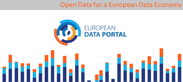 Portada del informe de Open Data Europe