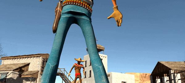imagen del videojuego unforgiven