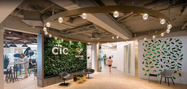 Cambridge innovation Centre