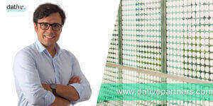 Jonatan Amenedo, CEO de Dative Partners