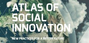 Portada del informe Atlas of social innovation.