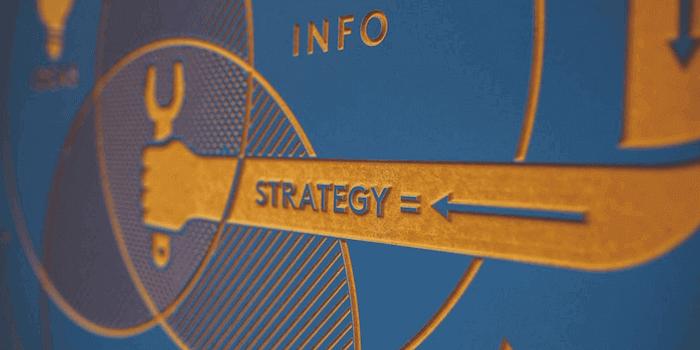 Marketin estrategiaren kartela.