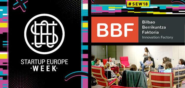 startup Europe Week Bilbao Euskadi Vitoria-Gasteiz