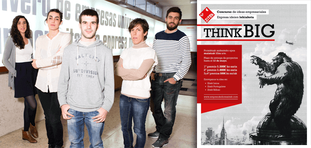 zitek think big concurso sariak