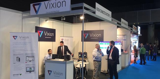 La empresa presentó en BIEMH su startup Vixion