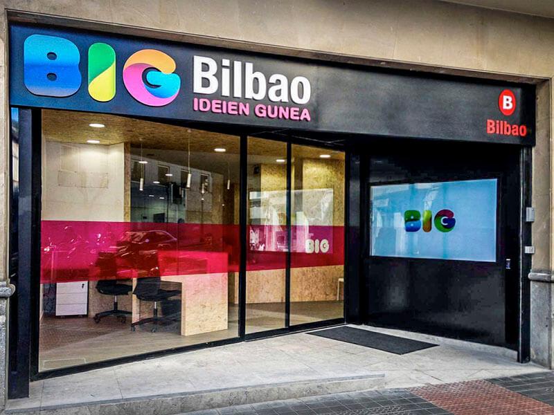 Emprendimiento Digital Bilbao BIG