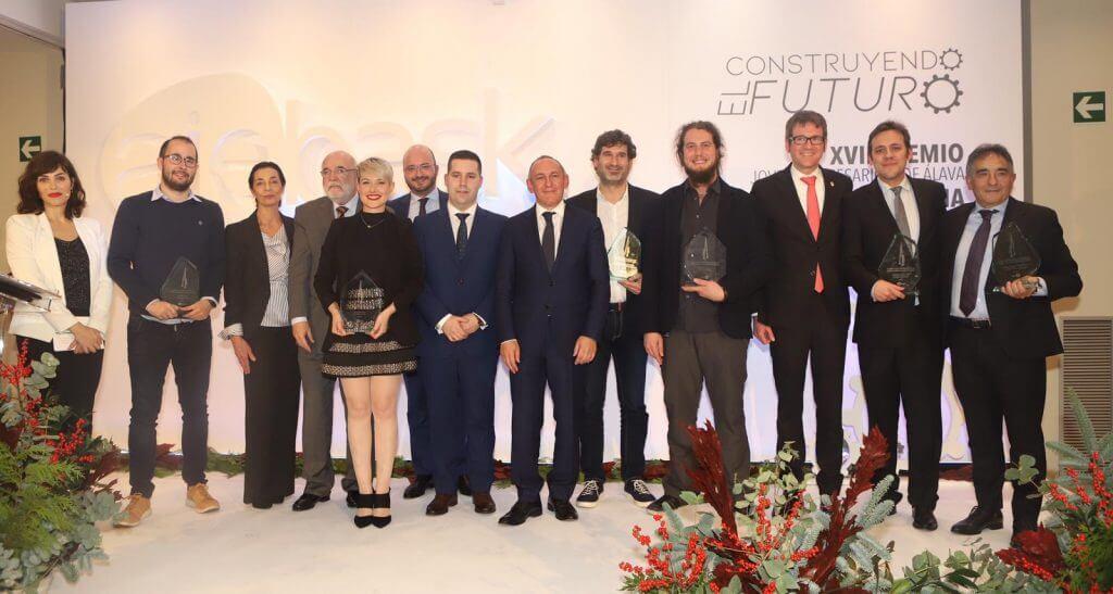 premios ajebask sariak 2018