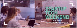 startup tech weekend