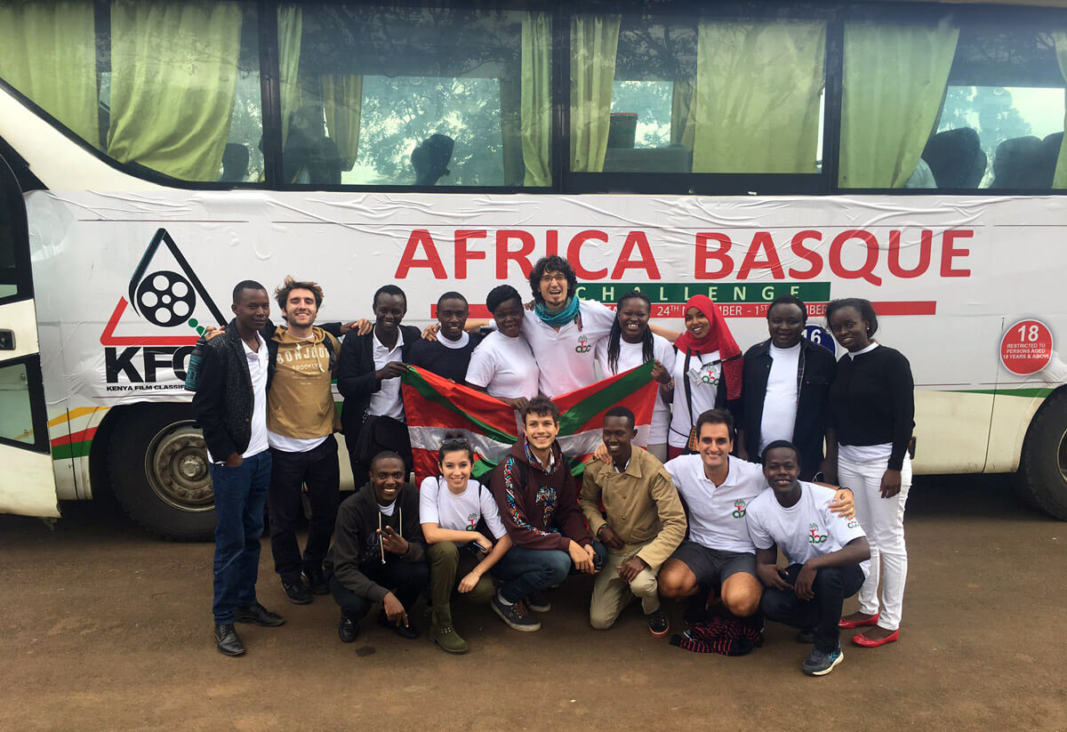 Africa Basque Challengue