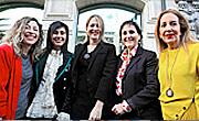 mujeres liderazgo