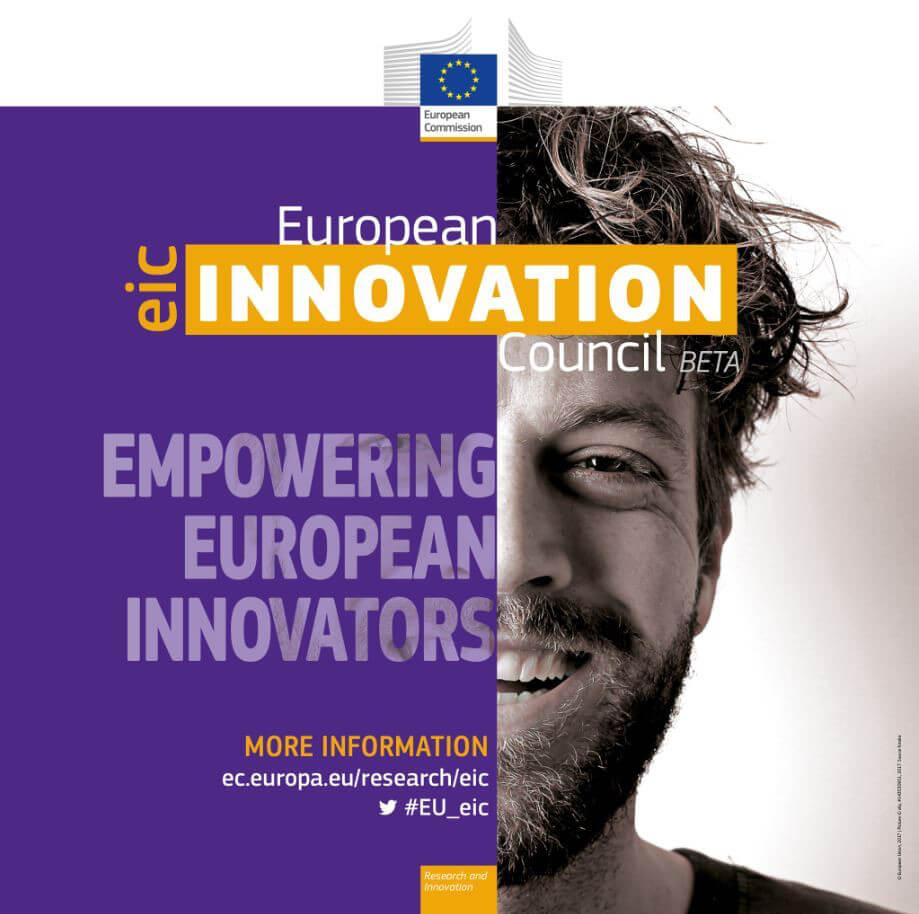Jornada Banco Europeo de Reconstrucción y Desarrollo (BERD)INFODAY HORIZONTE 2020 Acción piloto del Consejo Europeo de Innovación (EIC). Instrumento PYME 2019-2020