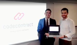 code contract sergio gallestegui blockchain