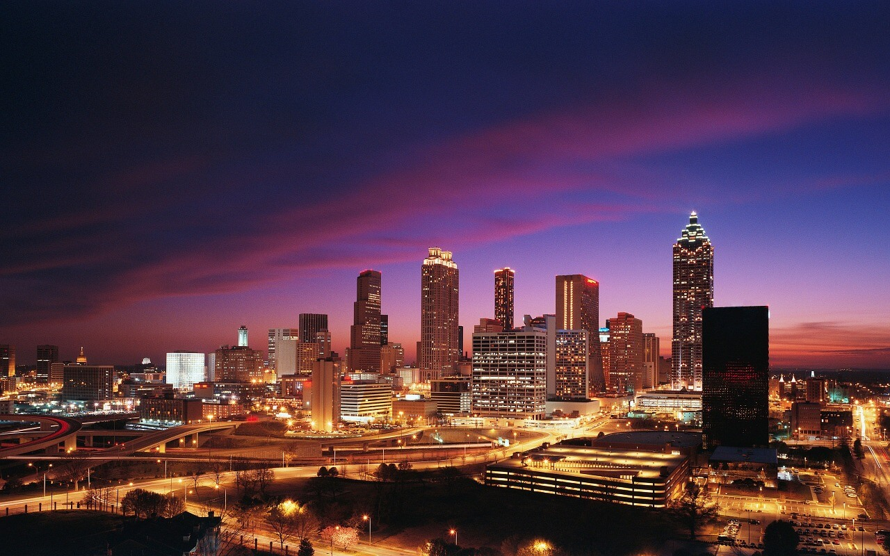 Atlanta Smart City Cities
