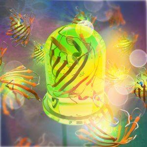 Ilustración LED CIC Biomagune