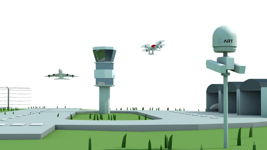 Ikusi incorpora tecnología antidrones para evitar el cierre de aeropuertos