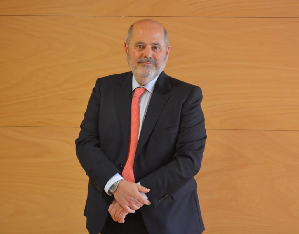 Joaquín Acha, presidente