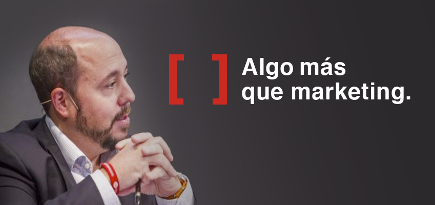 algo más que marketing Guillermo Sáez Viana