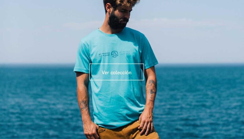 Ternua crea prendas basadas en plástico reciclado tras recuperar 42 toneladas en el mar