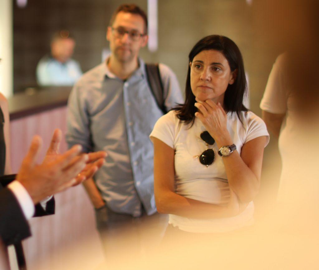 Azucena Hernández, CEO Eurocybcar