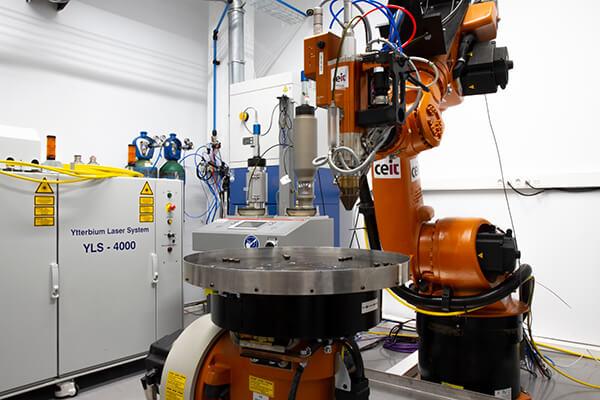 4.0 Fabrikazio aditiboa: Fusio metalikoa