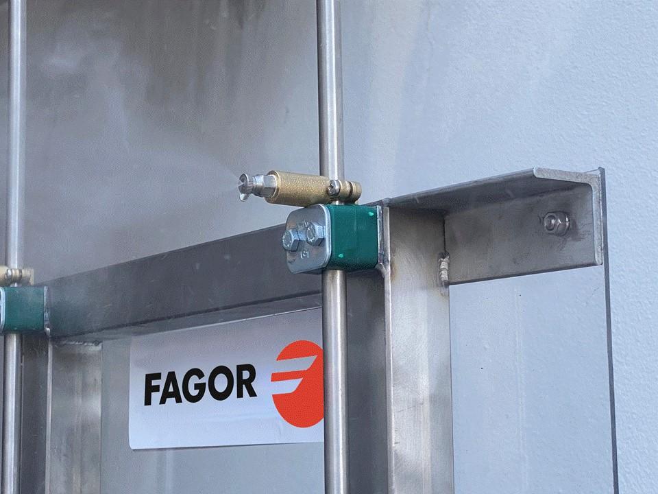 Fagor Industrial crea Nebukare para reforzar la higienización de espacios