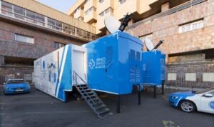 Unidad móvil para el Servicio Gallego de Salud