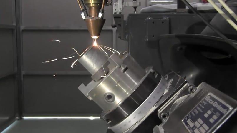 Fabrikazio Gehigarria 4.0: Laser Cladding
