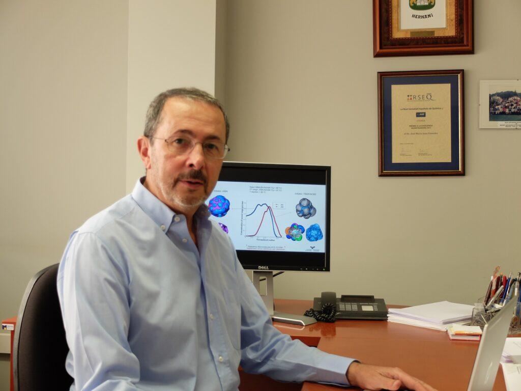 José M. Asua, Director Científico de POLYMAT
