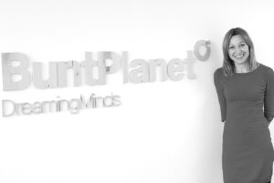 Ainhoa Lete, presidenta ejecutiva de BuntPlanet