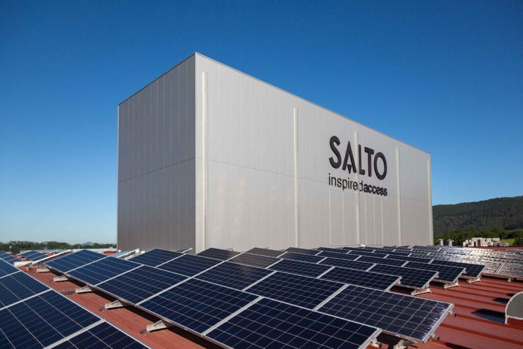 Salto Systems logra la neutralidad de carbono