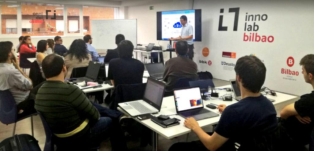 Innolab Bilbao startup berriak