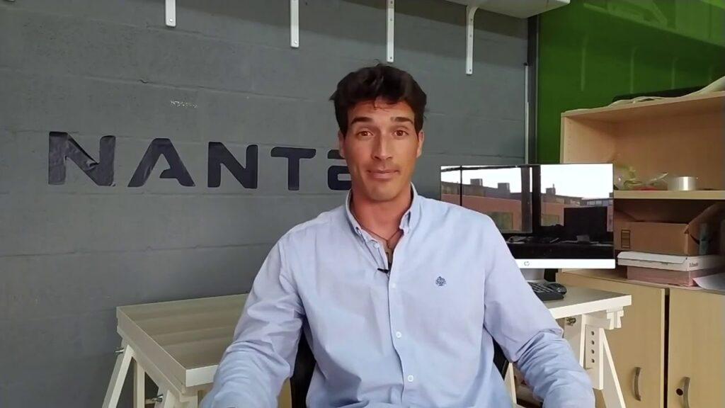 Carlos Uraga Nantek