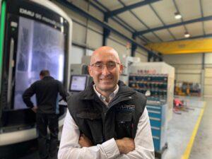 Eduardo Berasategui, gerente de Industrias Fapise