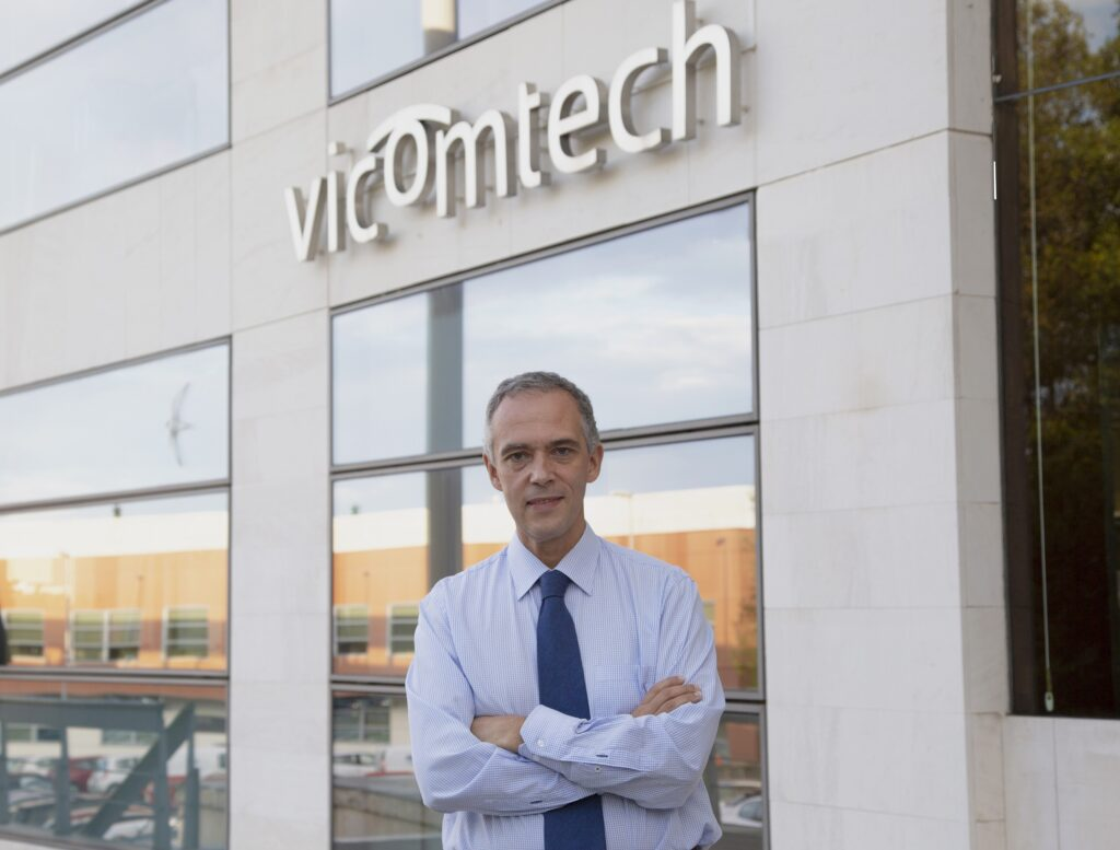 Jorge Posada. Director adjunto de Vicomtech
