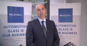 Óscar Tejedor, director general Guardian Automotive