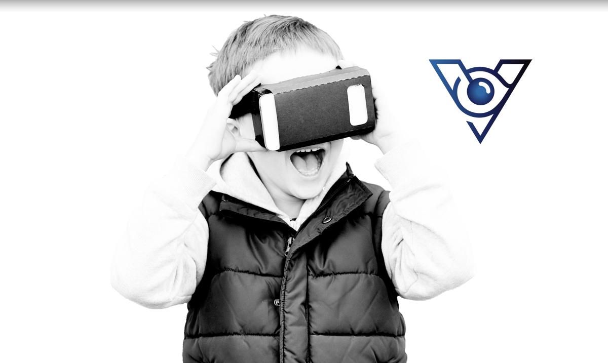 v-vision ojo vago