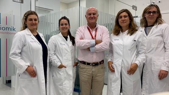 mikrobiomik equipo